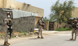 Shelling targets a village in Diyala Governorate