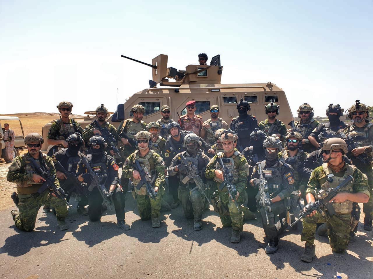 بغداد والإقليم يواجهان عدواً مشتركاً بعد أعوام من العزلة