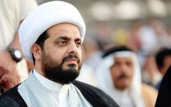 قيس الخزعلي يهاجم ثلاثا بينها السعودية ويشيد بدعم ايران