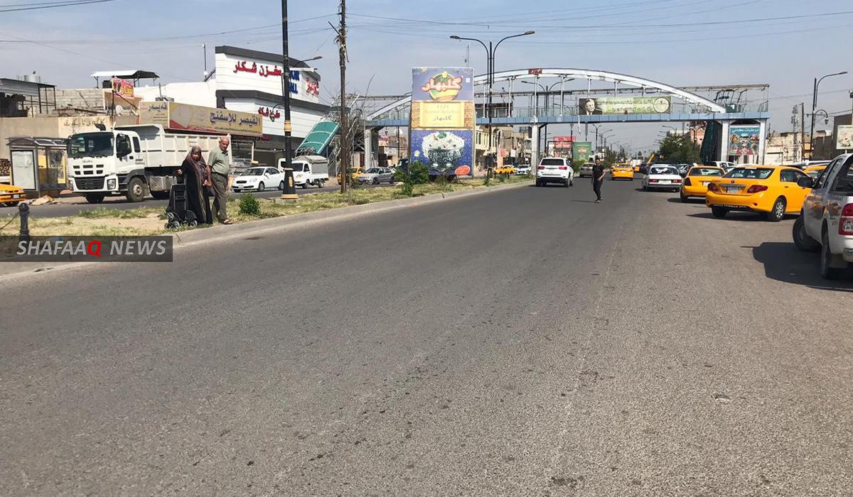 خلية الازمة توصي بإعادة حظر التجوال الكامل في العراق