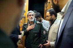 قاآني يصل بغداد لترتيب مرحلة ما بعد الانتخابات