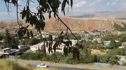 احدى اشهر المناطق السياحية بكوردستان تغلق مداخلها بعد عزل منطقة قريبة