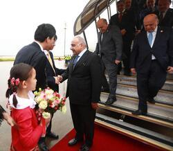 شنغهاي: مستعدون للعمل بتوجيه العراق .. عبد المهدي: نسعى لنكون جزءا من نهوض اسيا