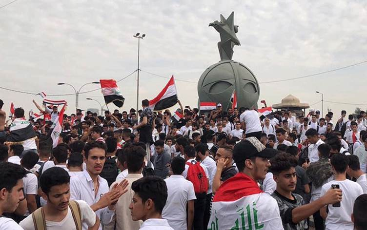 """عبدالمهدي يتوعد باجراءات """"عقابية شديدة"""" للتعطيل المتعمد للدوائر والمدارس والجامعات"""