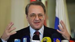 مبعوث بوتين يأمل مستقبلا واعدا لروسيا واقليم كوردستان