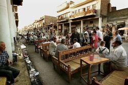 صورة شمسية مقاهي الكورد الفيلية في بغداد