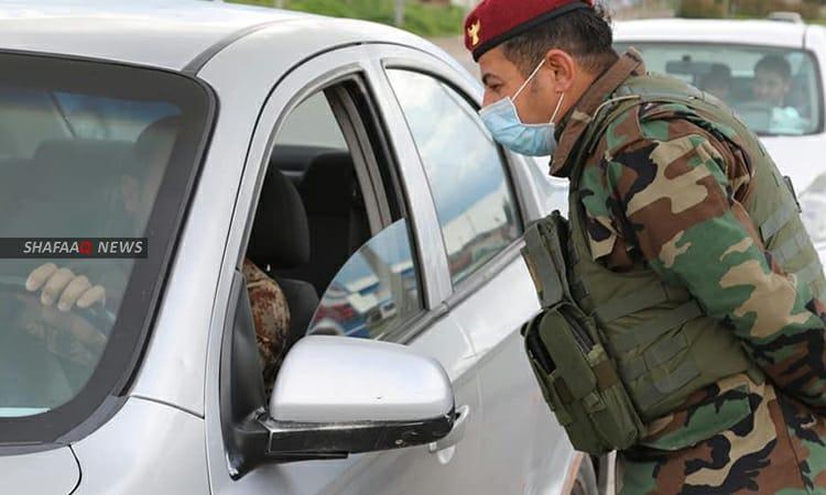 كوردستان تعلن 14 إصابة بفيروس كورونا خلال 24 ساعة