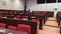 البرلمان يخفق بتمرير حكومة علاوي يرجئ جلسته  لإشعار اخر