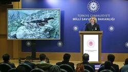 الدفاع التركية تعلن مقتل 163 مسلحاً داخل العراق