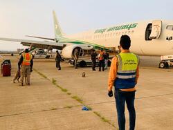 """إيران تثير الفزع في مطار بغداد عبر """"تنبيه كاذب"""""""