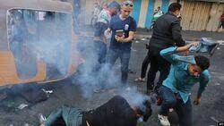 WSJ تبرز اوجه الشبه بين تظاهرات العراق واوكرانيا وتصل لمفارقة