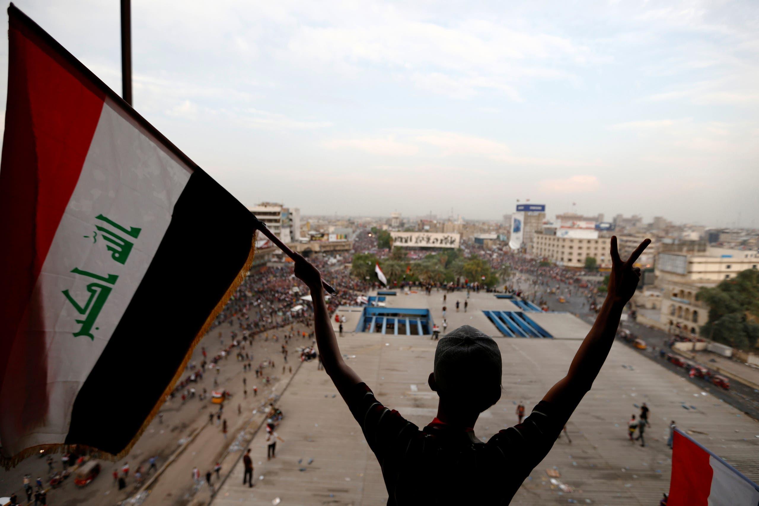 انتشار امني مكثف جنوبي العراق.. والبرلمان يتقصى الحقائق في النجف