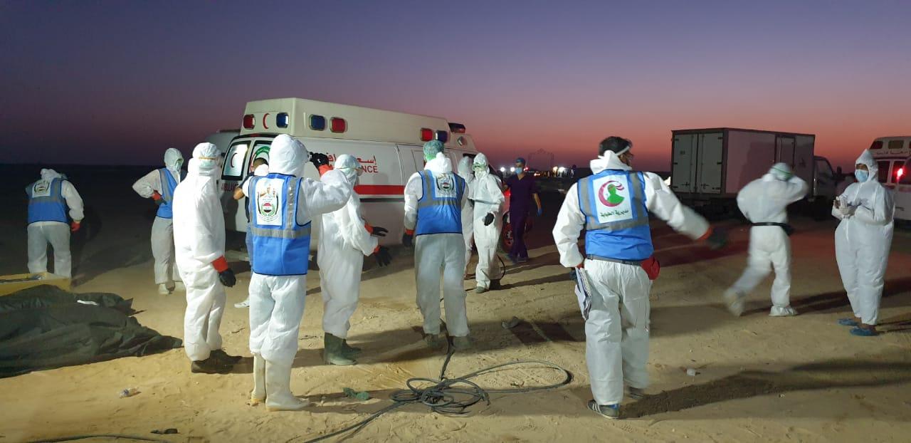 دفن 86 متوفيا بكورونا في العراق خلال 24 ساعة