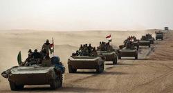 الحشد الشعبي يعلن مقتل واصابة 10 من عناصره بهجومين