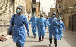 تعافي 8 مصابين بكورونا في محافظتين عراقيتين