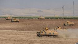تركيا تطلق حملة عسكرية داخل اقليم كوردستان