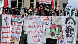 إختطاف ناشطين بالاحتجاجات من ساحة التحرير وسط بغداد