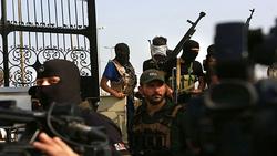 """زعيم العصائب يهاجم الاجهزة الأمنية وانتشار """"الميليشيات القذرة"""""""