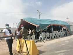 بعد البصرة .. اعتصام مفتوح أمام الطاقة الكهربائية في الناصرية
