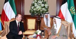 مسعود بارزاني يبعث موفداً للاطمئنان على صحة أمير الكويت
