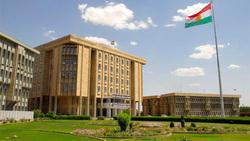 برلمان كوردستان يفتتح فصله التشريعي الجديد