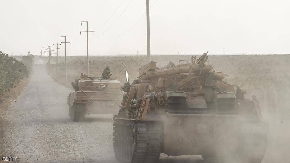 الجيش الامريكي يخلي قاعدة عسكرية في سوريا وينقلها إلى العراق