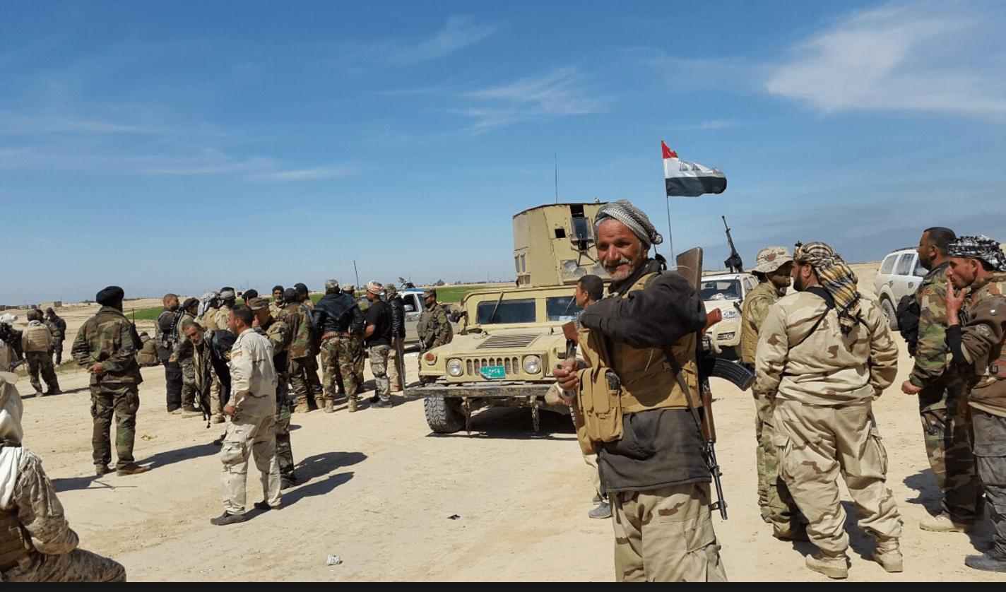 ائتلاف المالكي يدعو عبد المهدي لأمر بشأن قصف الحشد الشعبي