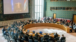 Britain expresses a position on the UN statement on Iraq
