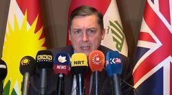 السفير البريطاني يبعث رسالة الى الحكومة العراقية تخص مطالب المتظاهرين وحمايتهم