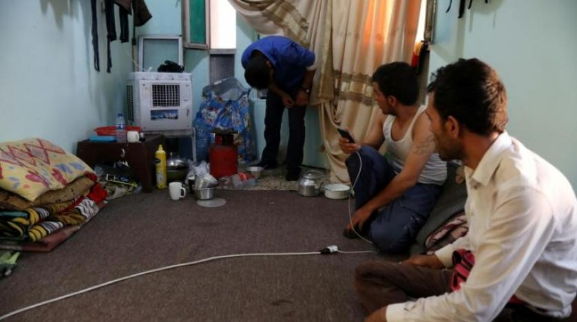عمال ايرانيون يغزون الاسواق في اقليم كوردستان ويحققون اضعافا من الارباح