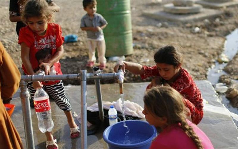 بعد كوردستان.. العراق يؤشر انخفاضاً كبيراً بكميات المياه الواردة من إيران