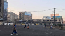 Security forces take action to prevent demonstrators from reaching three bridges