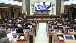 برلمان كوردستان يحدد 10 حزيران موعدا لاداء بارزاني اليمين وترقب لاولى قراراته