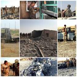 التحالف الدولي يقتل 8 عناصر من داعش بضربة جوية استهدفتهم بمسقط رأس صدام