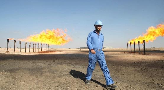 العراق يعلن بدء تصدير نفط كركوك الى الاردن