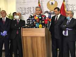The Ministry of Interior of Kurdistan Region extends the curfew for 5 more days