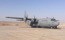وسط احتفال .. القوات الامريكية تسلم قاعدة عراقية وتنسحب منها