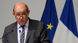 وصول وزير الخارجية الفرنسي الى بغداد في زيارة تشمل كوردستان