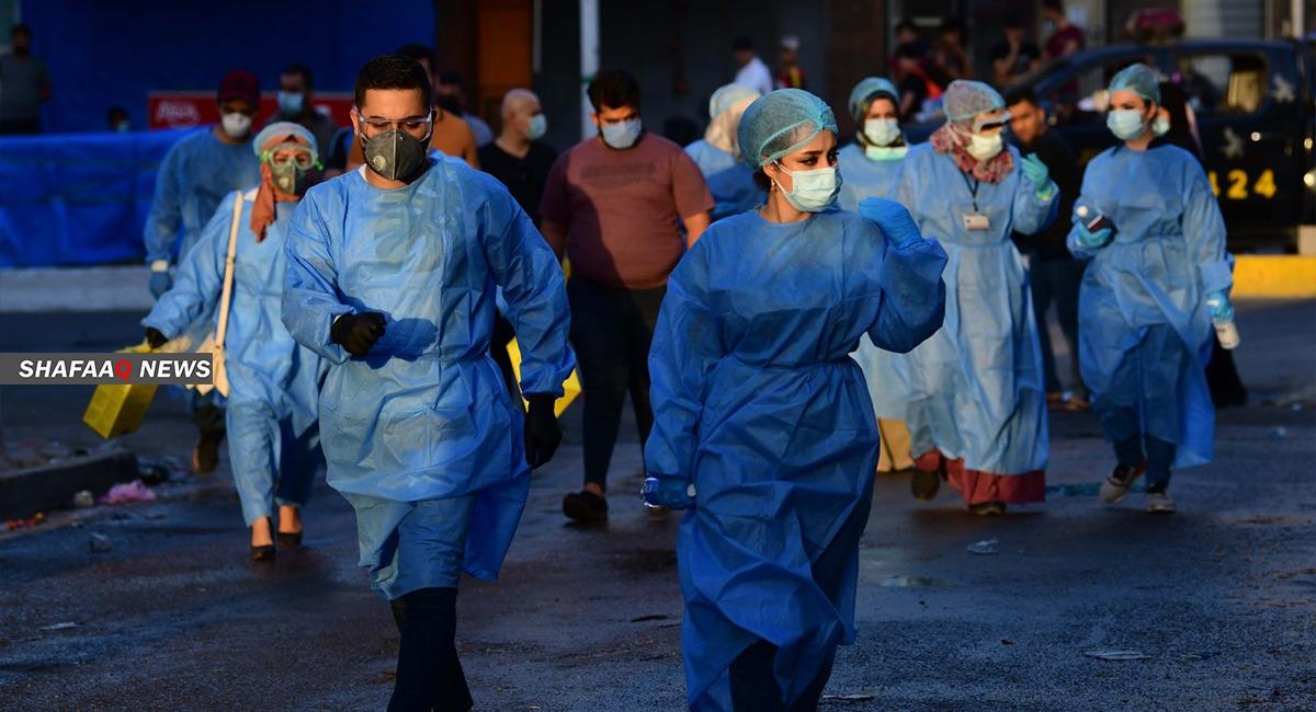 أكثر من 1000 اصابة جديدة بكورونا في العراق في حصيلة هي الاعلى