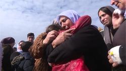 """منظمة مدنية: العثور على 84 مقبرة جماعية للايزيديين """"حتى الآن"""""""