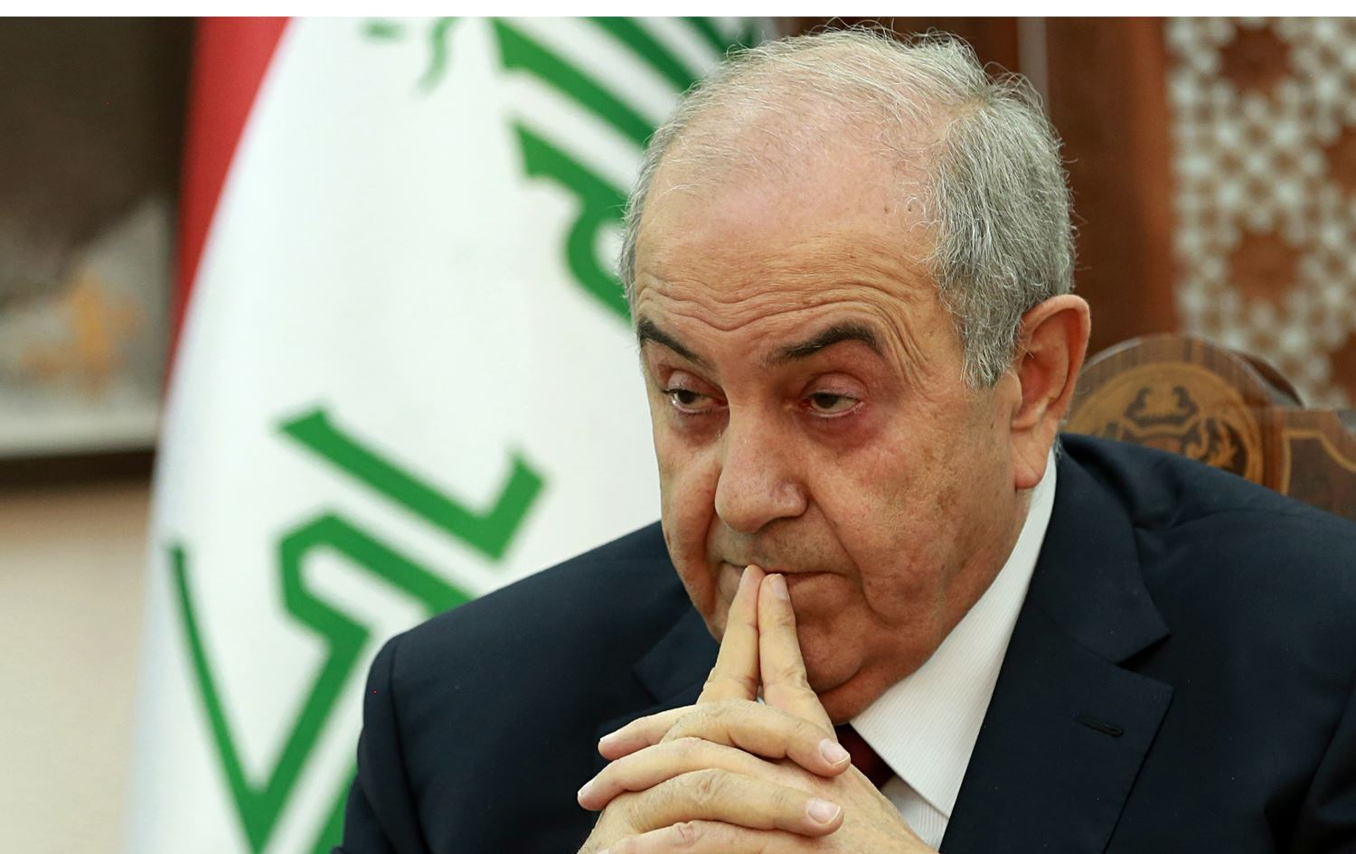 """Allawi summarizes the """"negatives"""" of the political process in Iraq during the 17 years and warns of an armed clash %D8%A7%D9%8A%D8%A7%D8%AF-%D8%B9%D9%84%D8%A7%D9%88%D9%8A"""