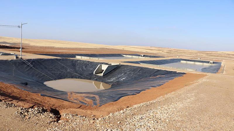 لأول مرة في كوردستان والعراق.. انشاء محطة لمعالجة المياه الثقيلة في دهوك
