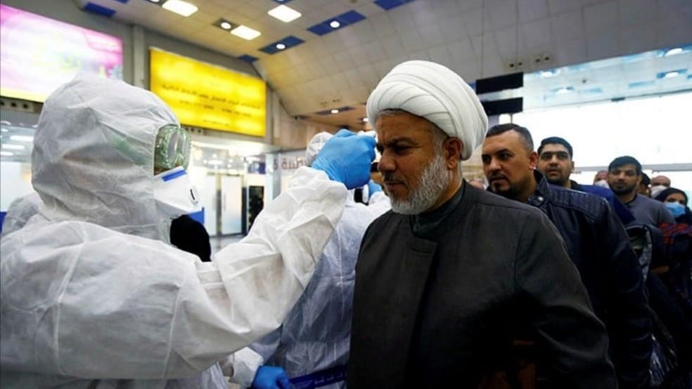تسجيل أول إصابة بفيروس كورونا في العراق لزائر إيراني