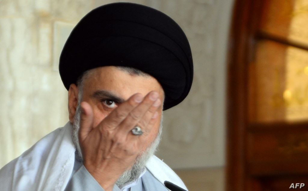 الصدر يرفض استهداف المقار الدبلوماسية والثقافية: تعرضون العراق لخطر محدق