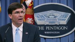 وزير الدفاع الامريكي: ليس الهدف من ابقاء قواتنا المنسحبة الى العراق مدة طويلة