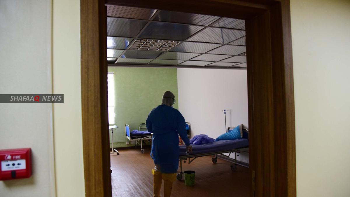 7 وفيات وأكثر من 70 اصابة جديدة بكورونا في ديالى