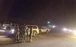 الاسايش يتصدى لهجوم واسع لداعش بگرمیان ووقوع قتيل وجرحى