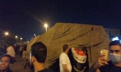 فرض حظر للتجوال في سبع محافظات عراقية