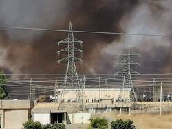 نائب يكشف عن حلول لايقاف حريق طال مليون طن من كبريت المشراق