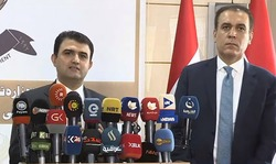 KRG calls on Baghdad to deal with Peshmerga directly